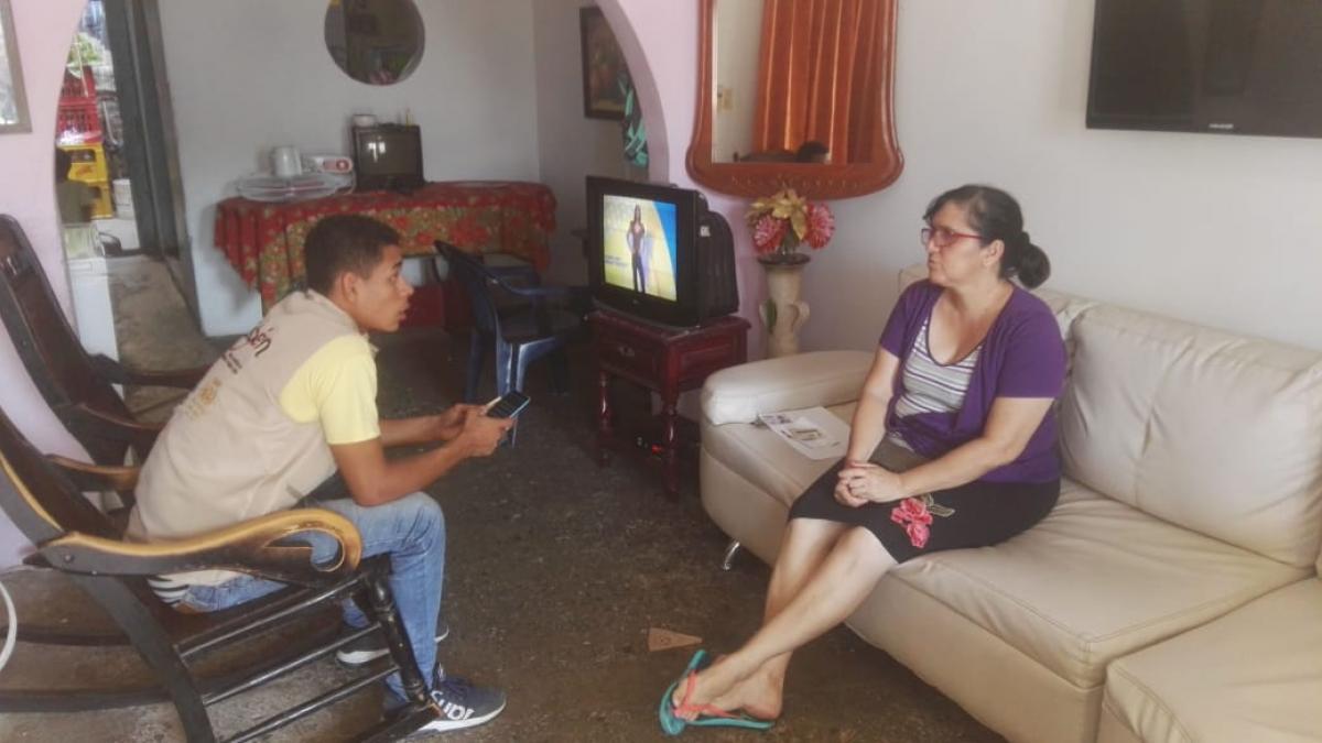 Encuestas del Sisbén IV avanzan en Santa Marta