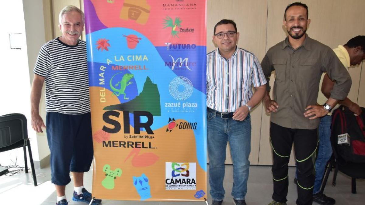 Santa Marta se consolida como epicentro deportivo con la carrera 'Del Mar a La Cima'