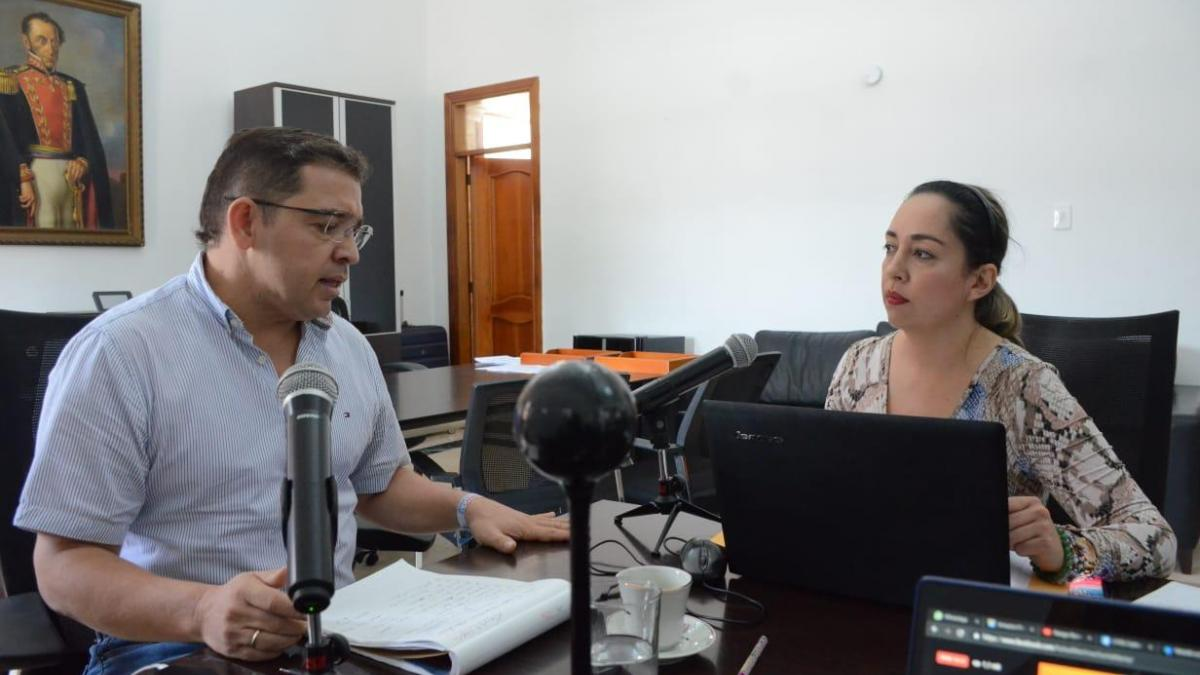 Alcalde Martínez liderara mesa ampliada para analizar el decreto de dos días sin moto en Santa Marta