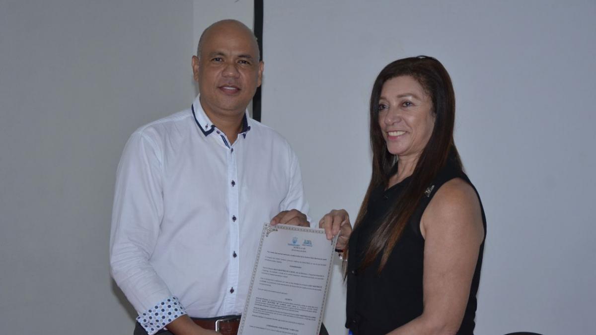Alcaldía y Cajamag socializan convenio para programa de complementación escolar