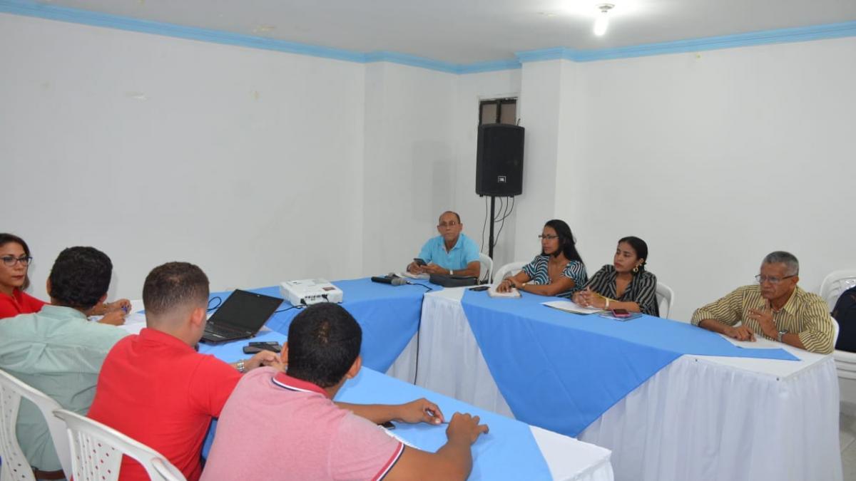 Socialización del convenio Alcaldía de Santa Marta y Banco Agrario para apalancar proyectos productivos de la zona rural
