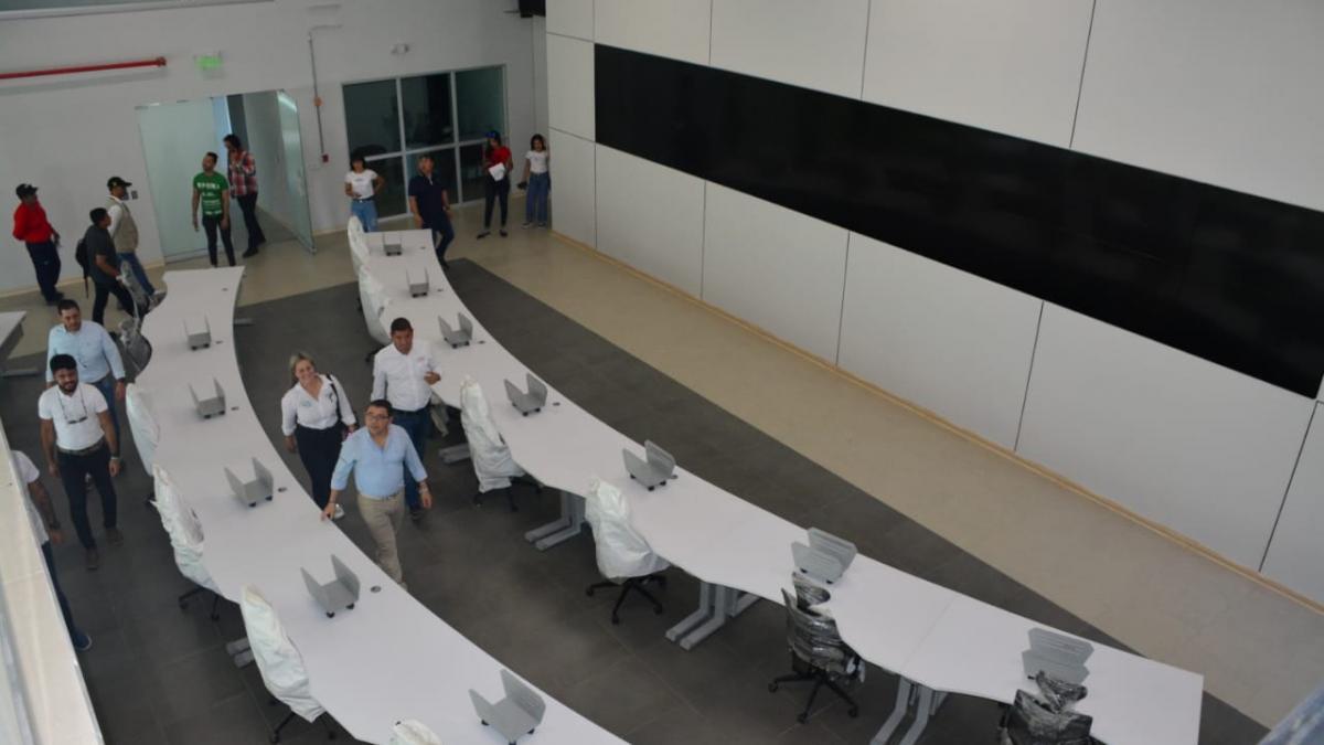Nueva Sala Integrada de Emergencias y Seguridad estará en funcionamiento en diciembre