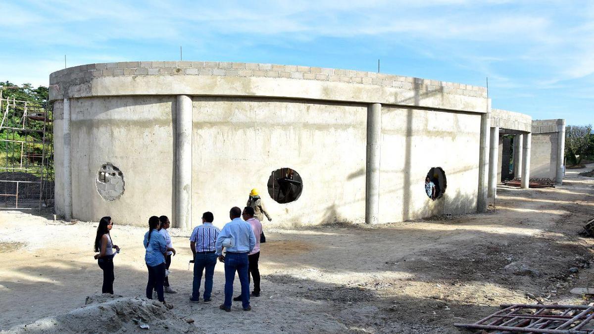 Avanza construcción del Centro de Vida para el adulto mayor de El Cisne