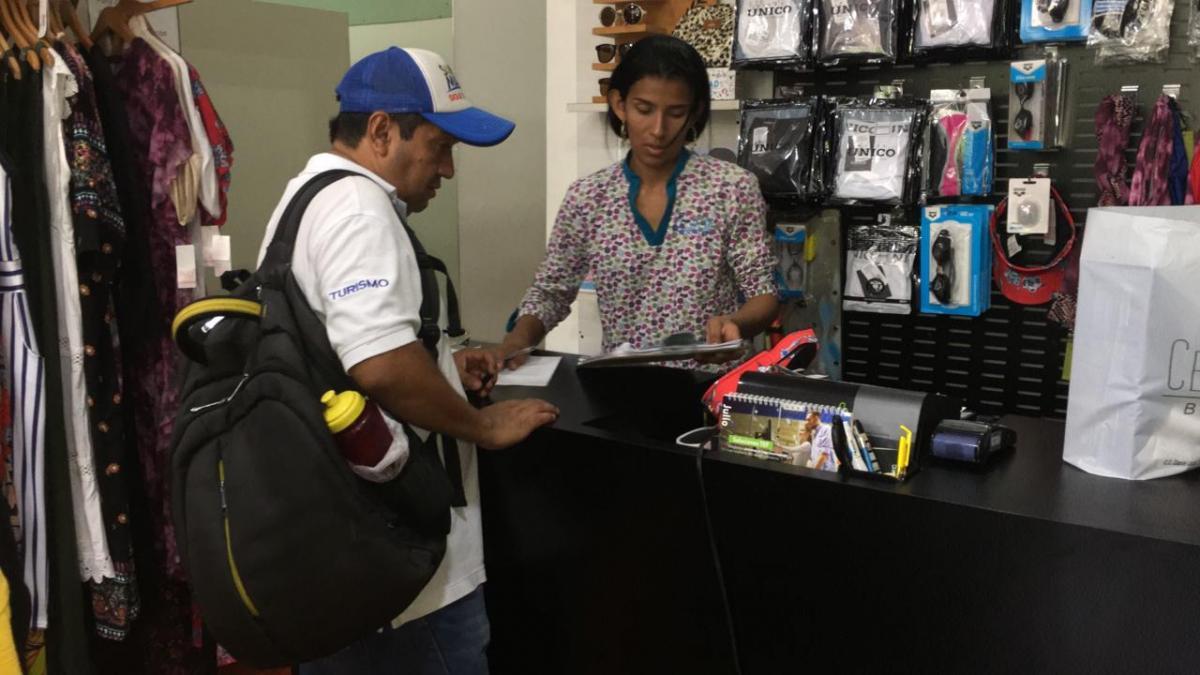 3000 establecimientos de comercio sensibilizados en formalización