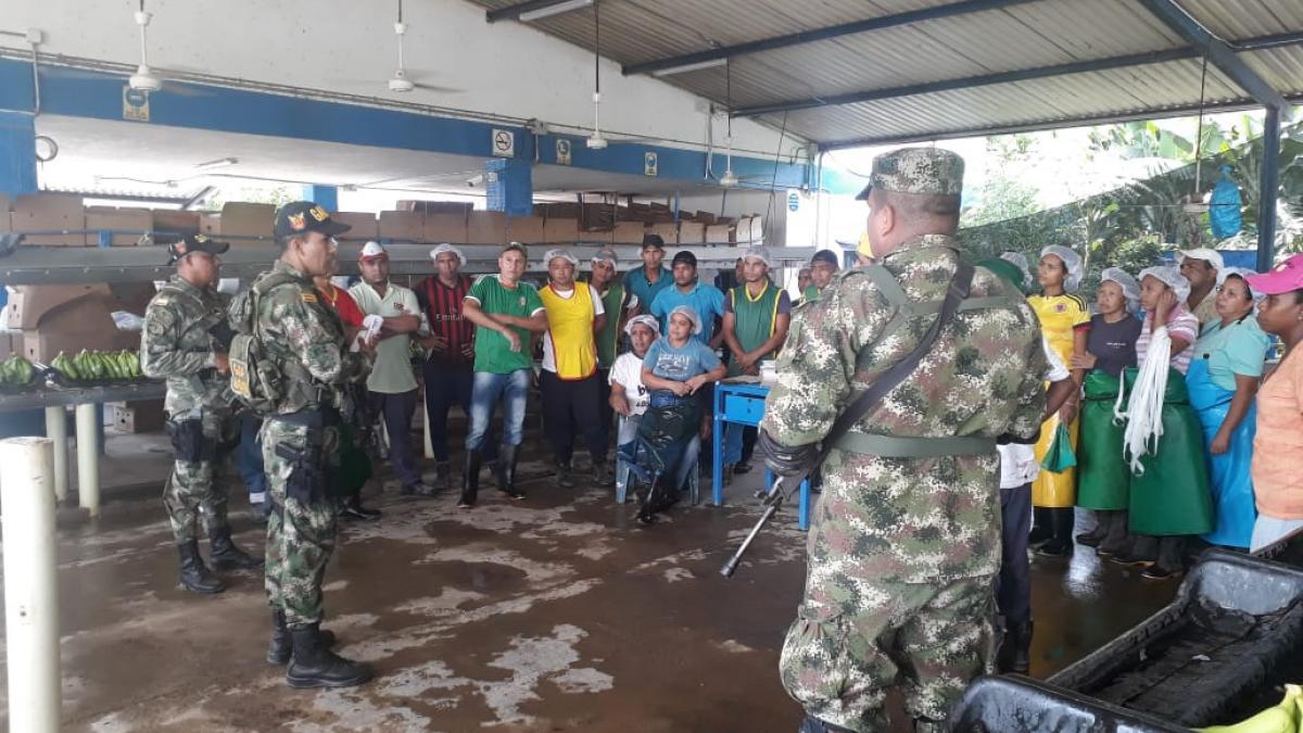 Alcaldía y Ejército refuerzan medidas de seguridad para los hoteleros
