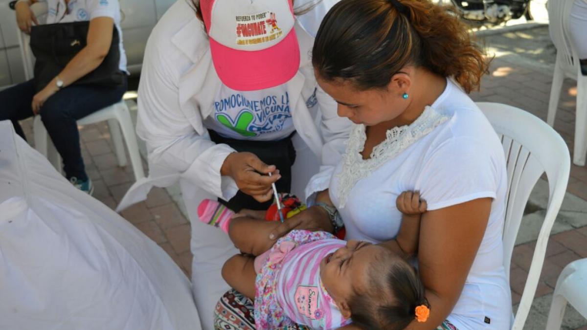 I Jornada Nacional de Vacunación