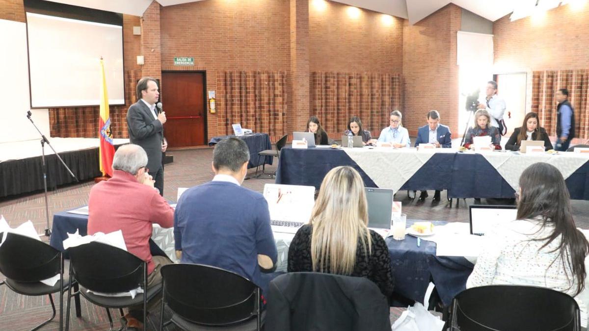 Distrito se articula a las iniciativas de promoción de la economía naranja del gobierno nacional