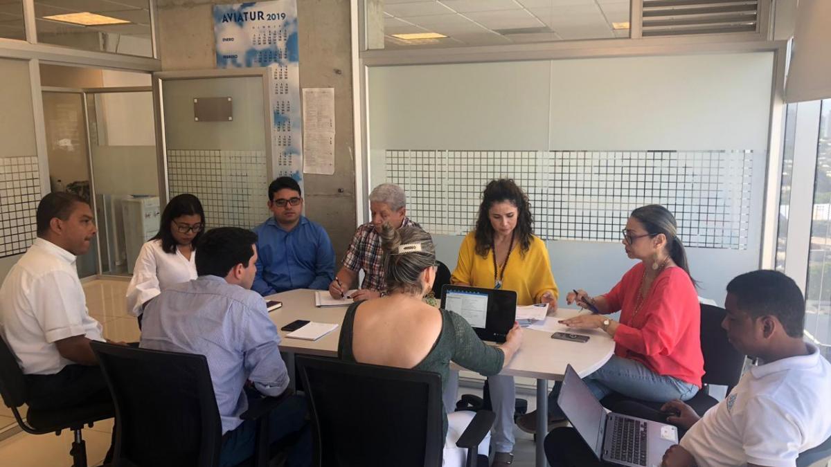 Alcaldía continúa proceso de implementación de la Ventanilla Única Empresarial