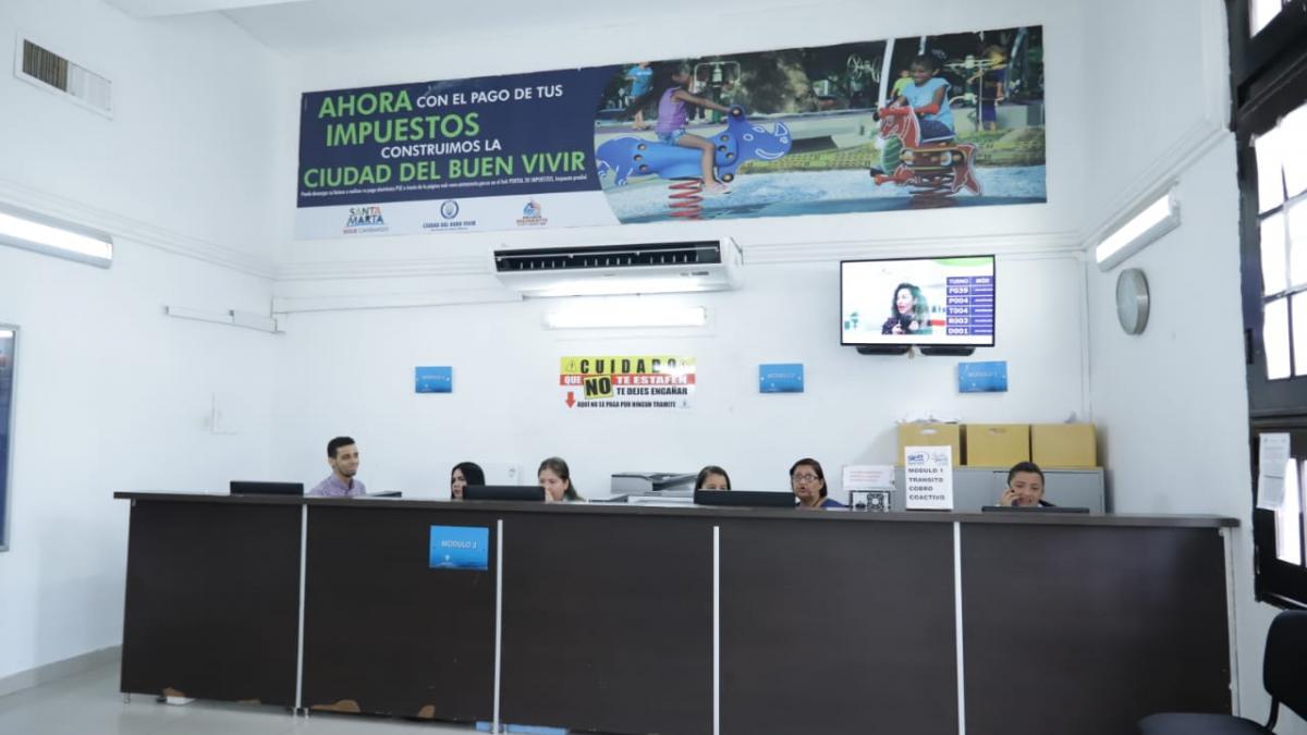 Alcaldía de Santa Marta invita al cumplimiento de los compromisos tributarios