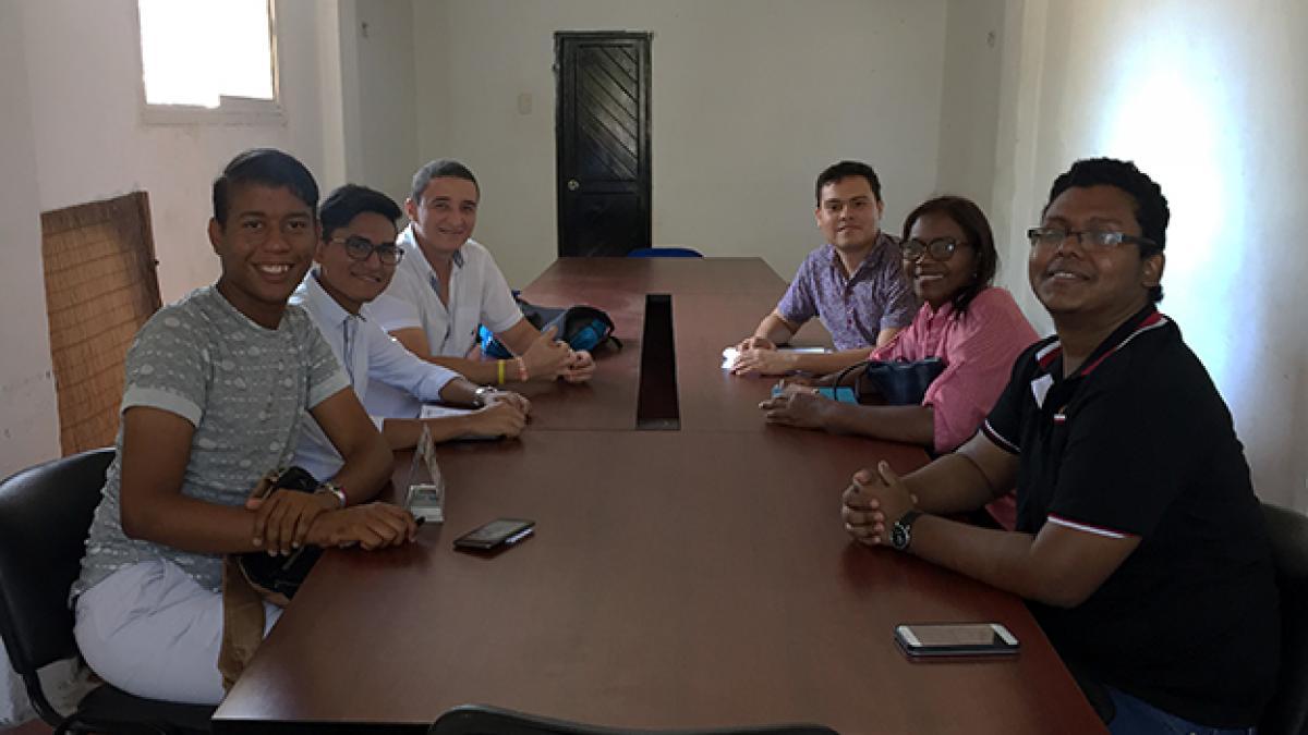 Secretaría de Promoción Social promueve la organización juvenil en las localidades del Distrito