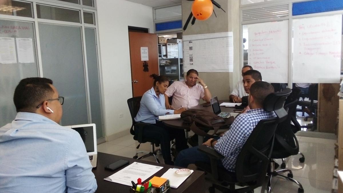 Avanzan obras proyectadas por la Alcaldía del Cambio en Santa Marta
