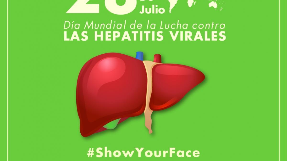 El 28 de julio el mundo se une para decirle No a las Hepatitis Virales