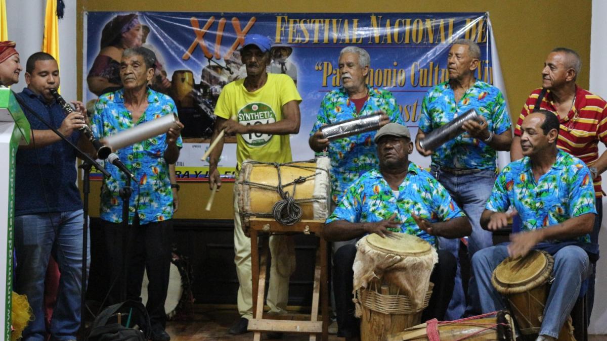 Las tamboras samarias vuelven a sonar gracias al XIX Festival Nacional de la Guacherna