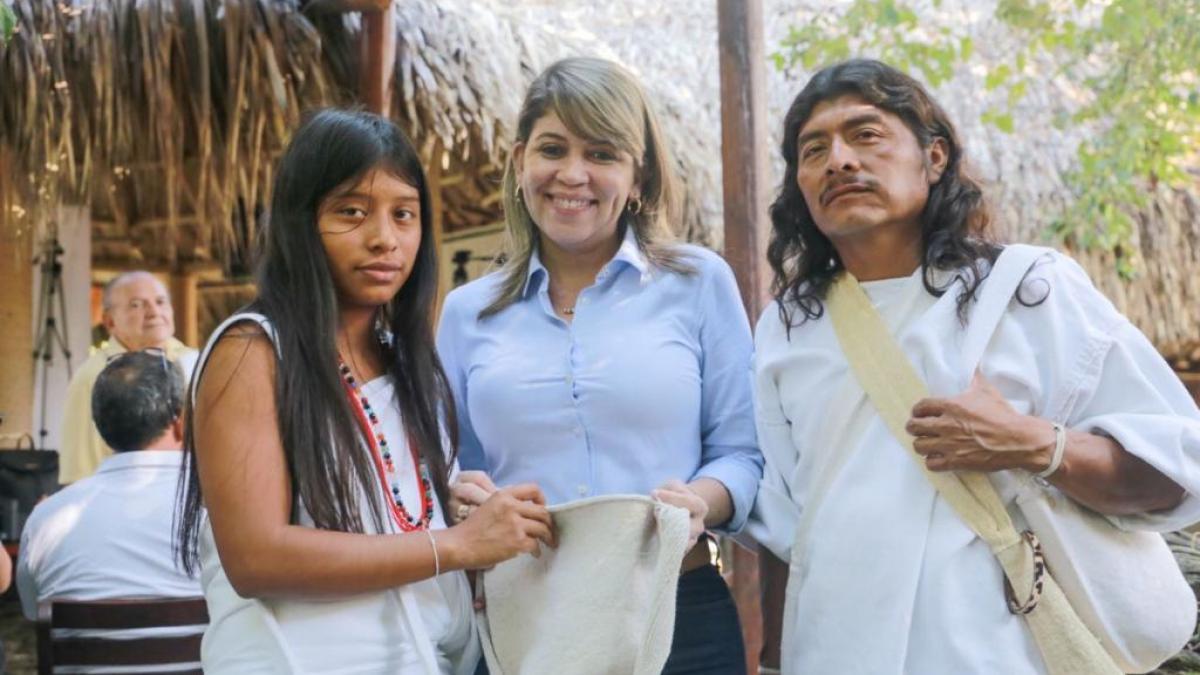 Alcaldía y Gobernación, avanzan en la construcción de planes de salvación de la Sierra Nevada y protección de pueblos indígenas