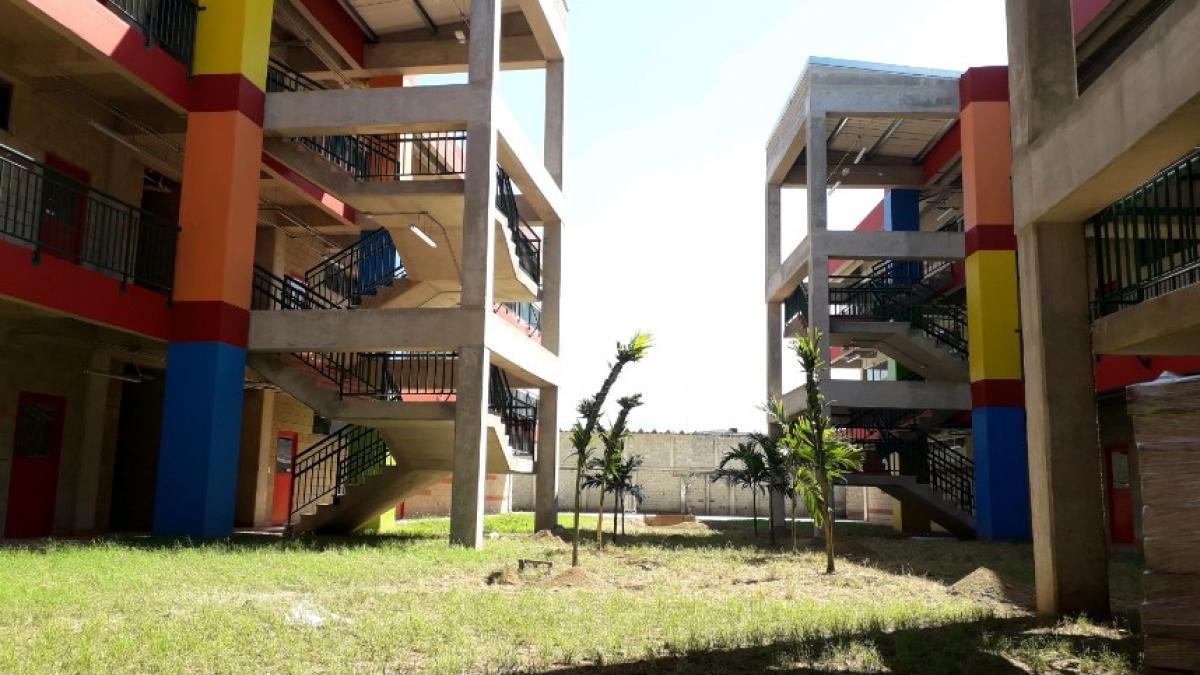 Alcaldía del Cambio entrega este martes nueva sede de la Industrial en el barrio Cundí