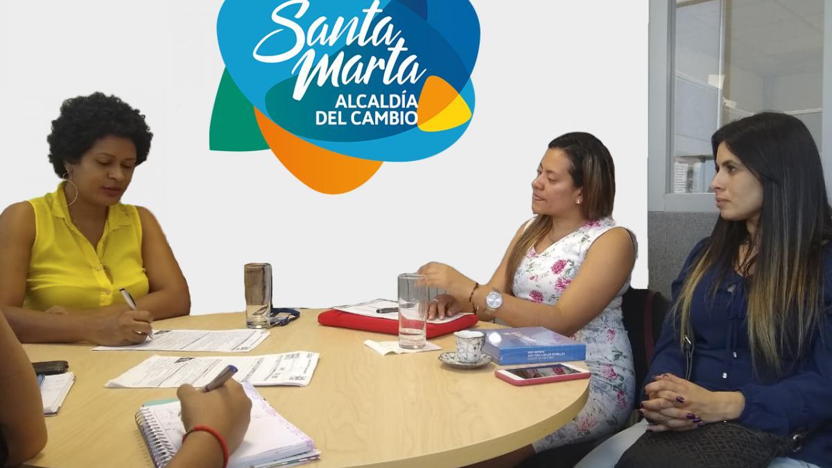 Santa Marta y Bogotá aúnan esfuerzos para trabajar en temas de turismo