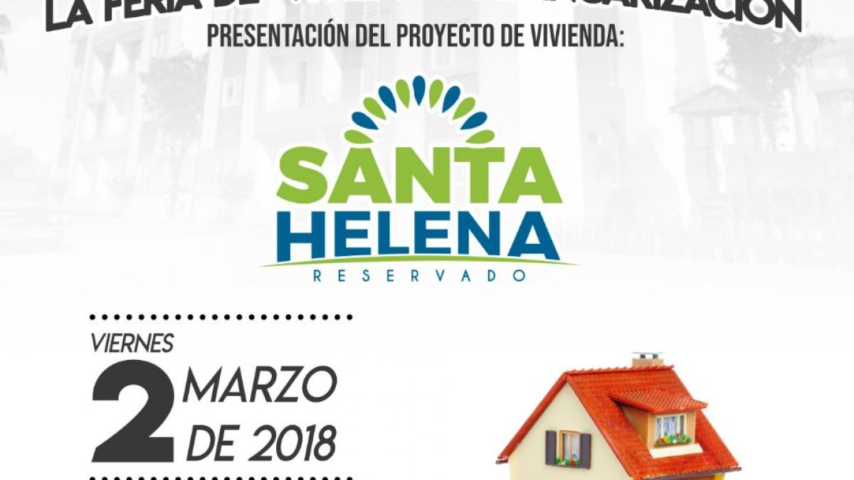Alcaldía realiza 'Feria de Vivienda y Bancarización'