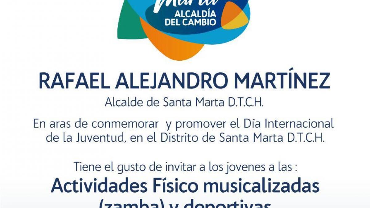 Alcaldía del Cambio organiza actividades Físico Musicalizadas y Deportivas