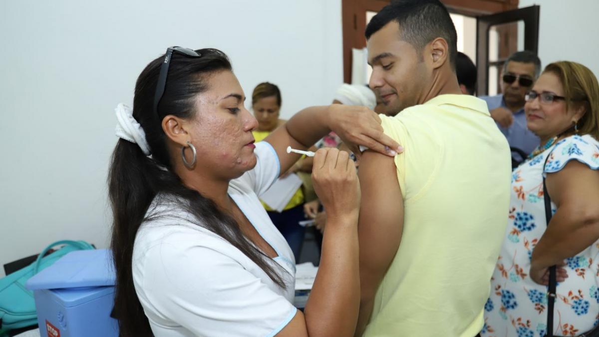 400 funcionarios y contratistas de la Alcaldía beneficiados con la jornada de Bienestar y Salud en el Trabajo