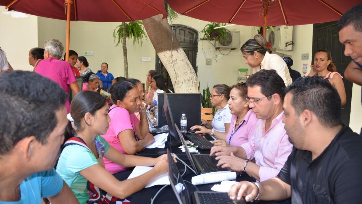 3.296 personas buscan acceder al proyecto de mejoramiento de Vivienda