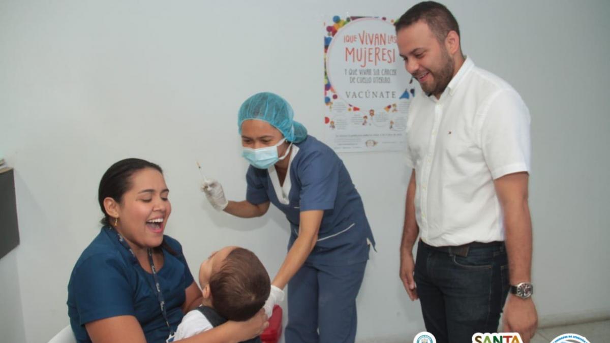 Todos a la IV Jornada Nacional de Vacunación