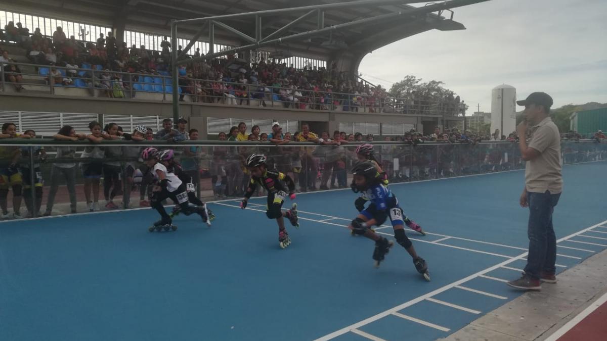 Santa Marta vive Interclubes Nacional de Patinaje