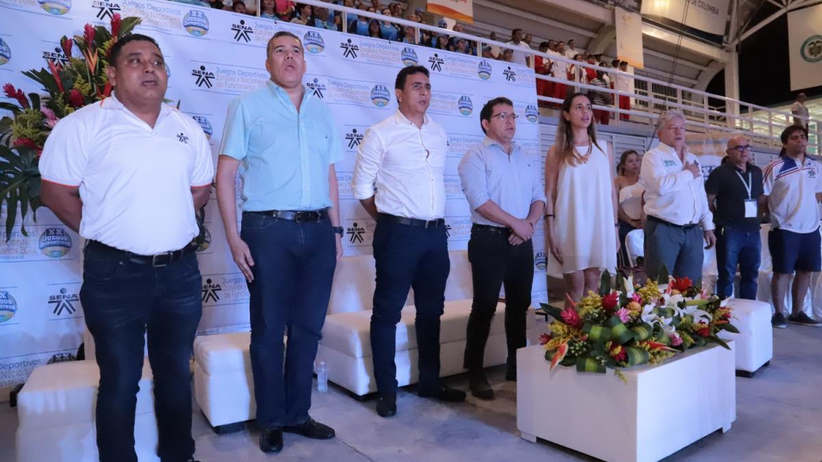 """""""Santa Marta, de la quiebra, a la mayor inversión per capita por persona"""": Alcalde Martínez"""