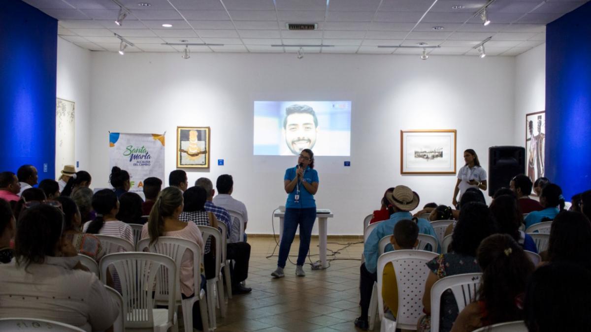 EFAC realizó la Asamblea de Padres de la Localidad I