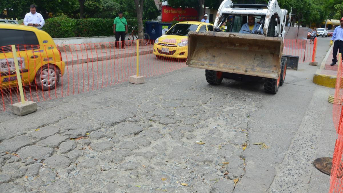 Distrito invertirá $120 mil millones para rehabilitar malla vial