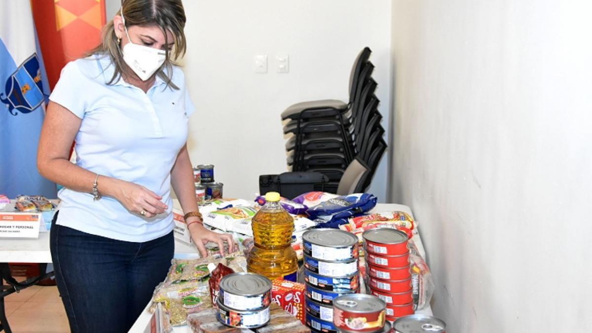 Alcaldía de Santa Marta une esfuerzos con Gobernación de Magdalena para entrega de mercados solidarios