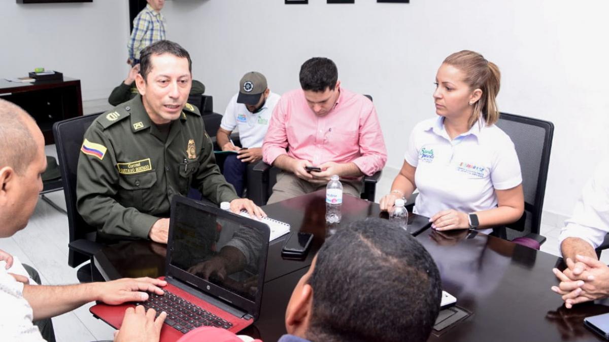 Essmar hará operativos en 16 barrios que tienen conexiones ilegales al sistema de acueducto