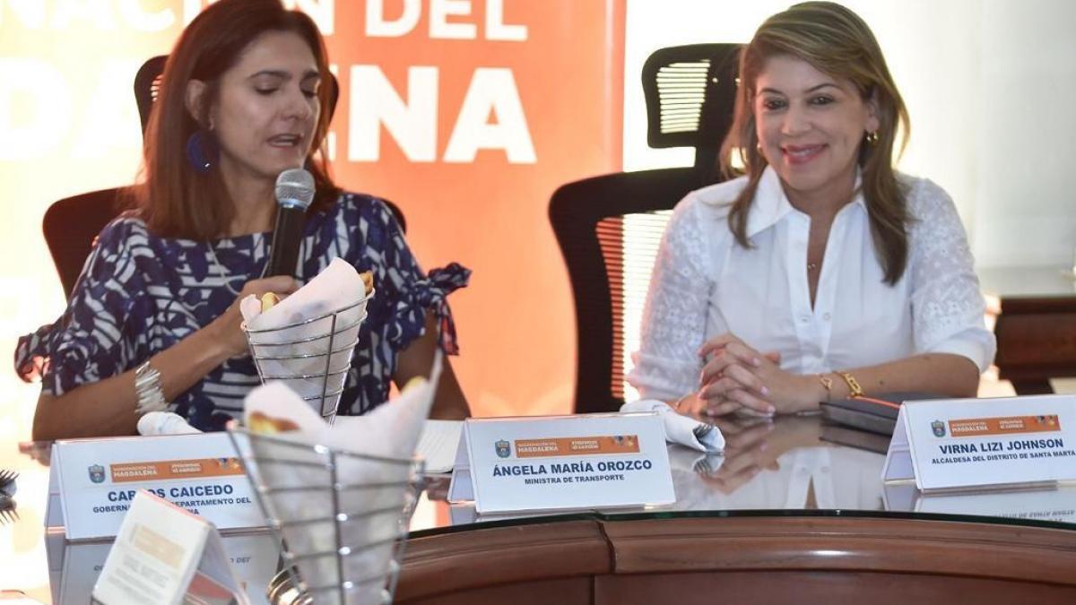 Rotundo respaldo de MinTransporte y MinAmbiente al Distrito, tras exitoso Día sin Carro en Santa Marta