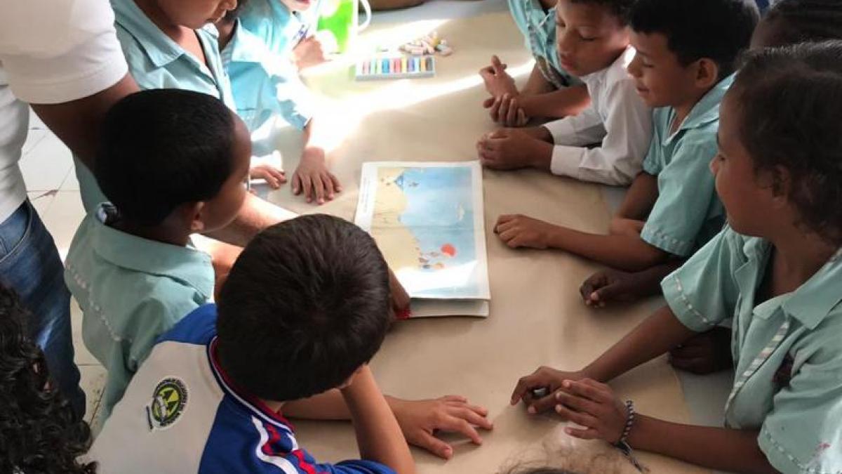 Santa Marta tiene ahora más niños lectores