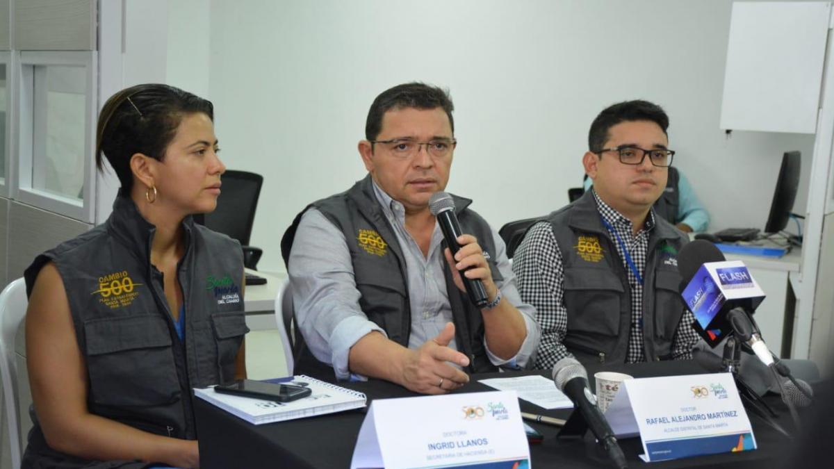 """""""Con la Nueva Casa de Rentas avanzaremos en el proceso de cambio del Distrito"""": Alcalde Martínez"""