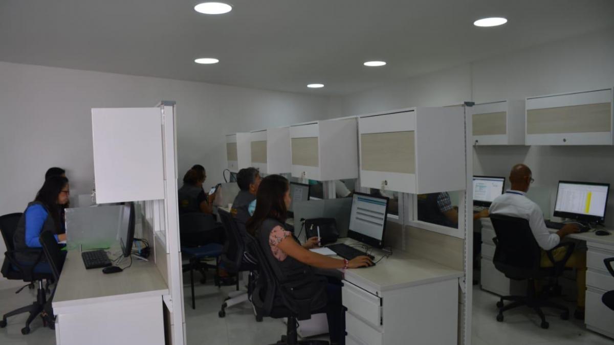 Oficina de Rentas descentraliza sus servicios al sector de la Ciudadela 29 de Julio