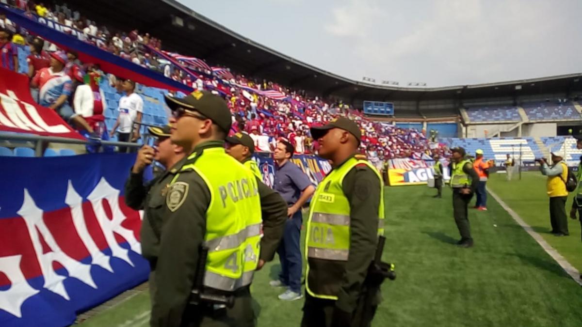 Levantan restricción a barras del Unión Magdalena