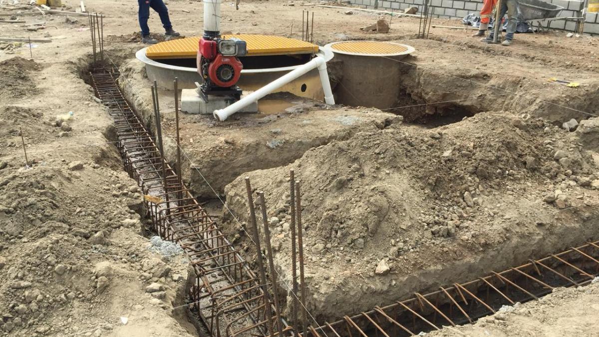 Obras de infraestructura avanzan a buen ritmo en Santa Marta