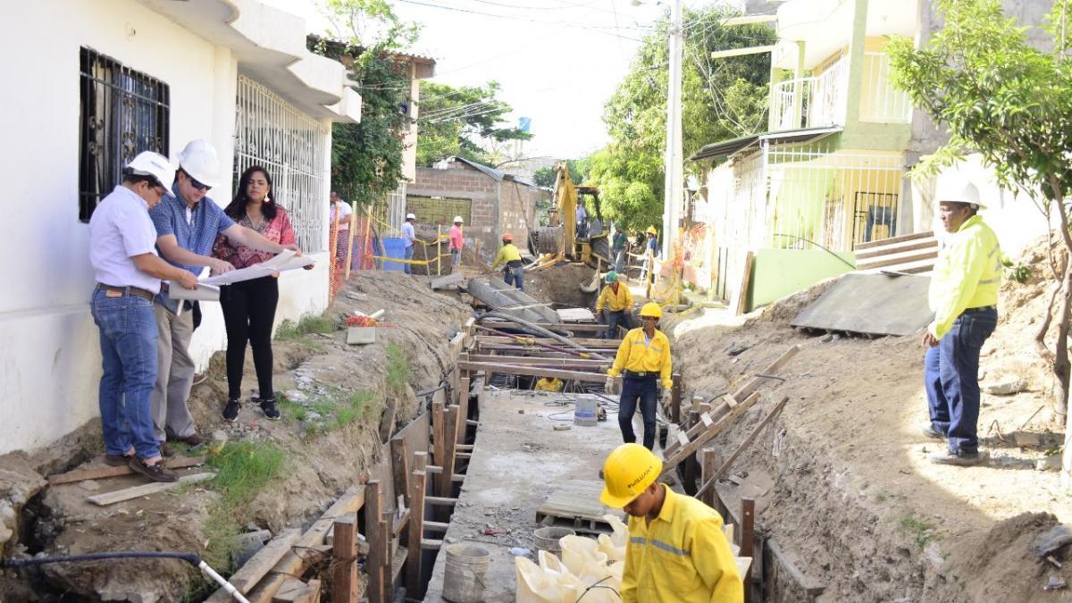 Distrito toma medidas para evitar traumatismos por inicio obras de los colectores de la Carrera 19 y El Jardín
