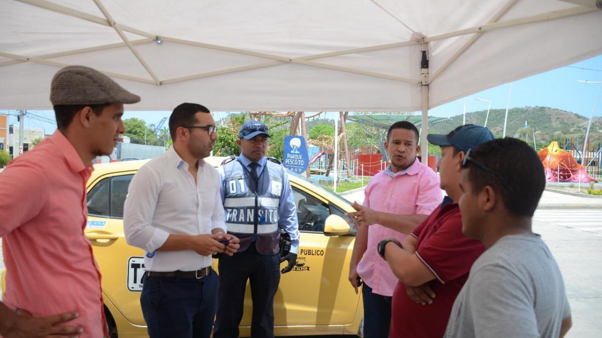 Sec. de Movilidad realiza pruebas de calibración del taxímetro