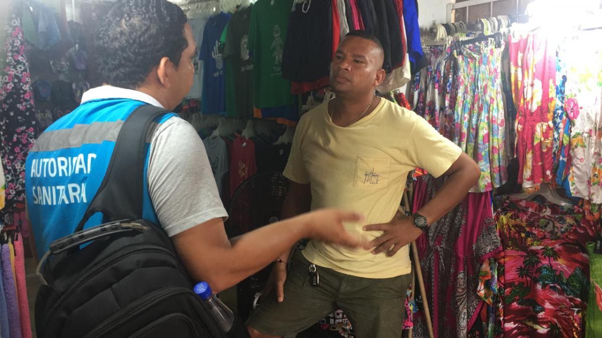 Distrito inicia jornadas de acompañamiento a 2.000 comerciantes sensibilizados