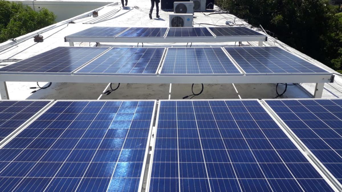Servicios tecnológicos de la Alcaldía serán provisionados de energía solar a través de un Datacenter Verde