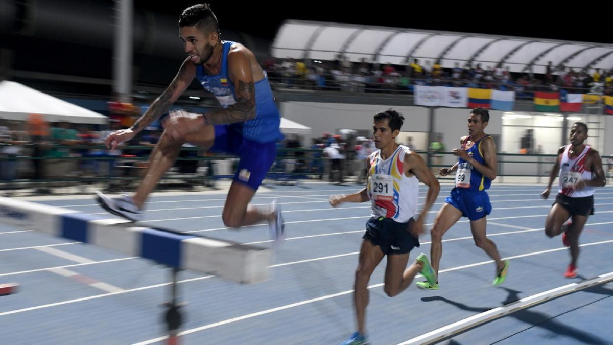 Santa Marta será la pista atlética del Caribe