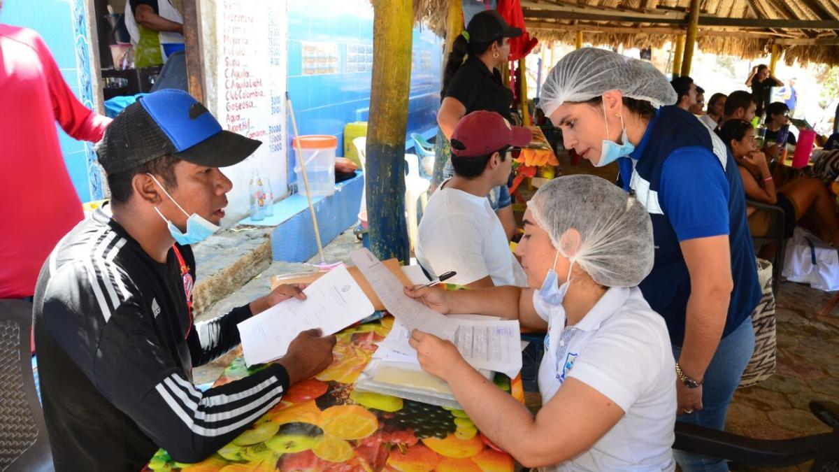 Distrito brinda recomendaciones a la población para el buen disfrute de las Fiesta del Mar