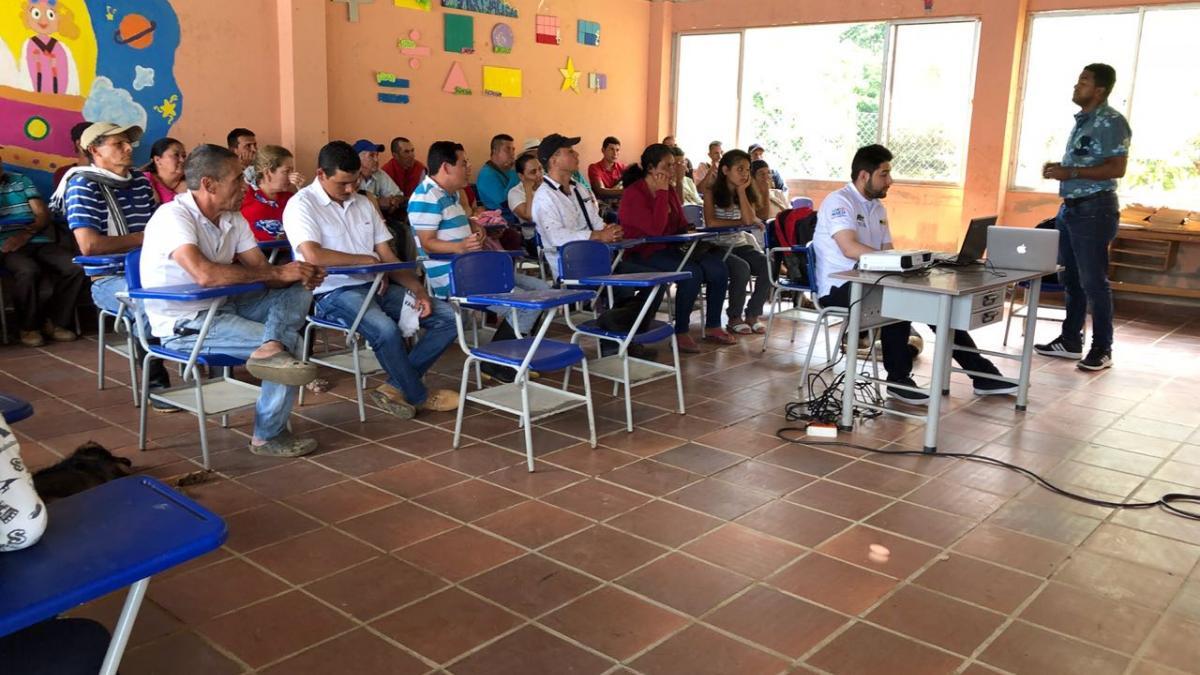 Culminó ciclo de socialización de propuesta del POT en la Zona Rural