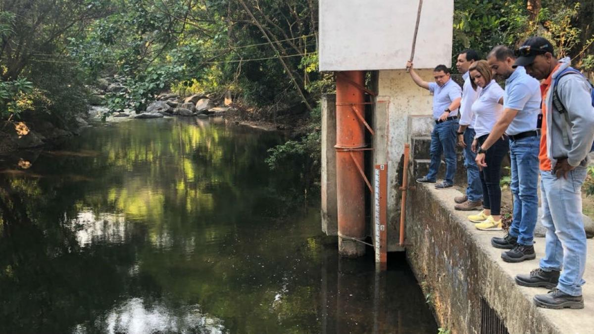 Alcaldía pone en marcha solución definitiva para agua y alcantarillado en Santa Marta