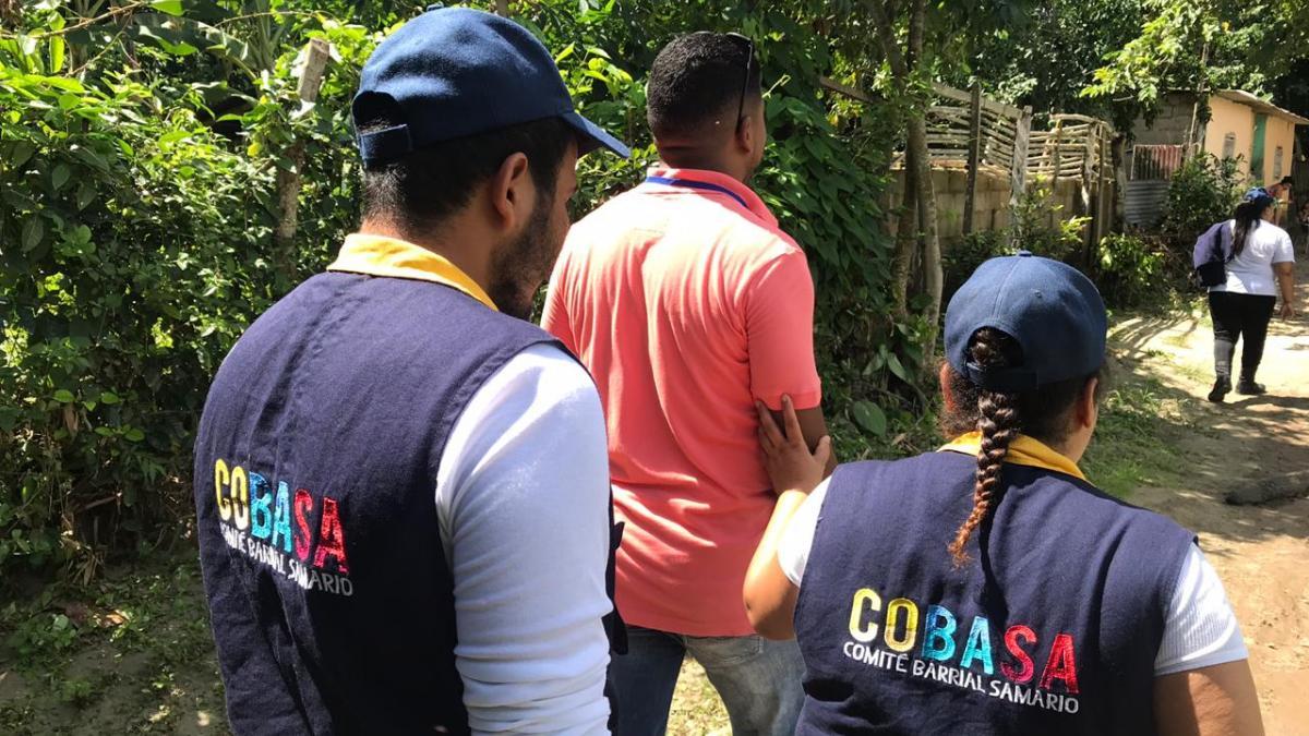 Avanza censo en la Zona Rural para priorizar entrega de ayudas