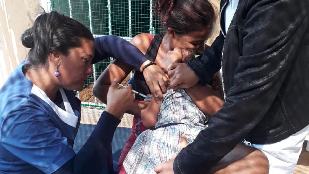 Minsalud destaca coberturas útiles en vacunación alcanzadas por el Distrito de Santa Marta