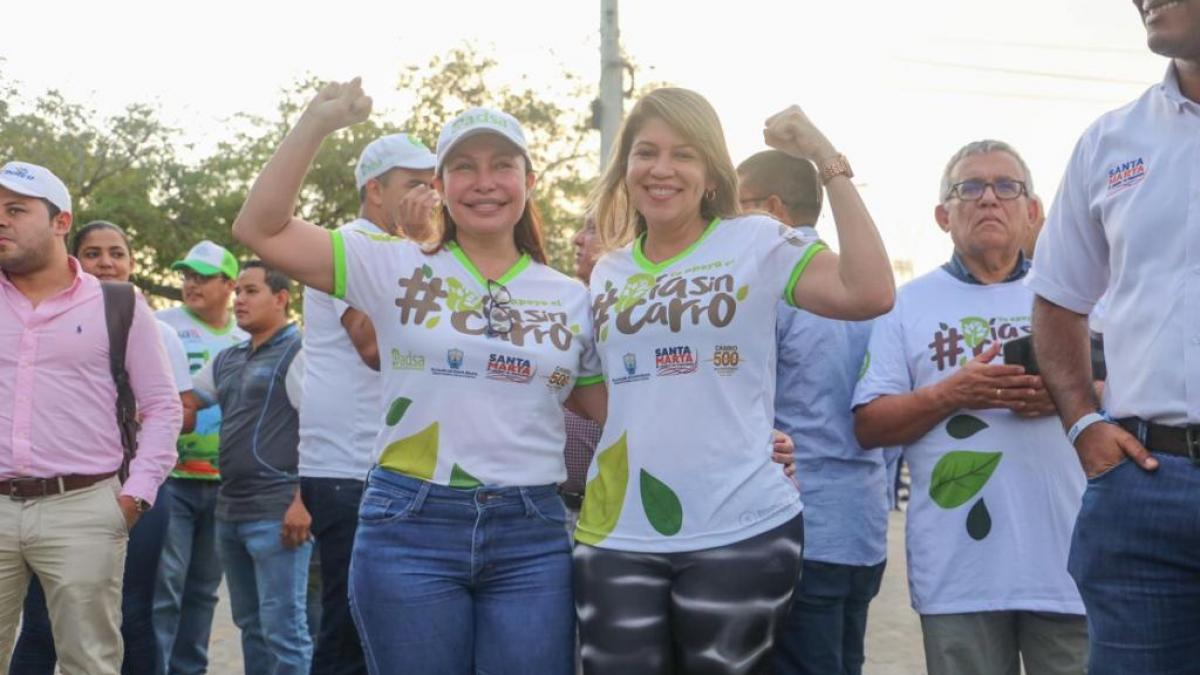 Día sin Carro redujo contaminación atmosférica en Santa Marta, el aire alcanzó hasta un 60% menos de gases contaminantes