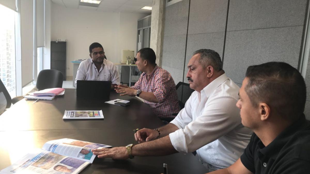 Distrito rediseñará y reajustará obra del sector de Sanandresito