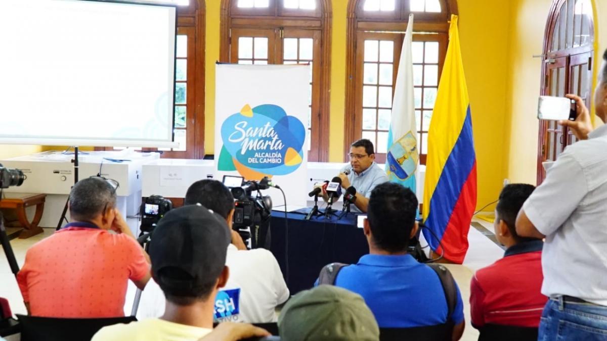 Santa Marta es la sede de los V Juegos Suramericanos de Mar y Playa 2023